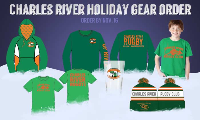 Charles River Holiday Gear