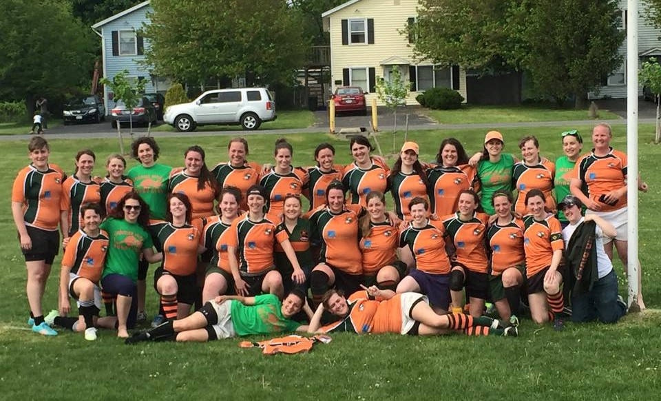 Charles River Rugby Women Spring 2015