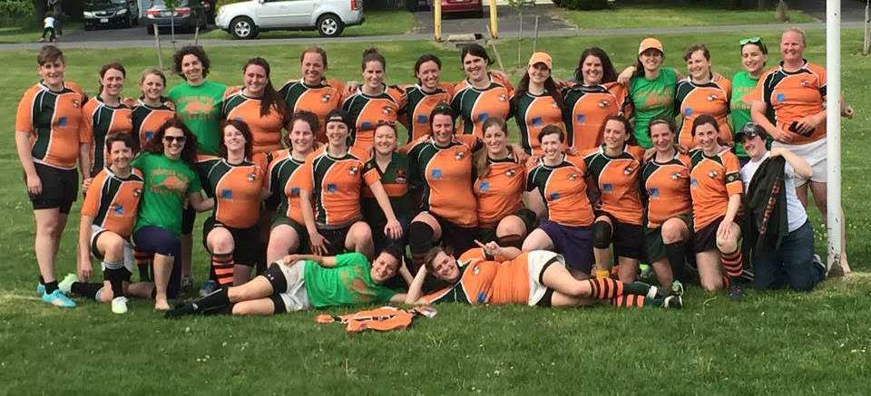 Charles River Rugby Women 2015