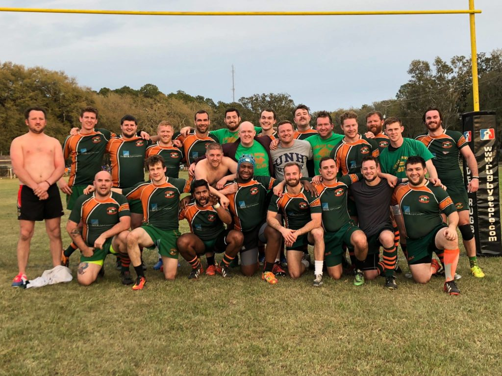Charles River Rugby Football Club